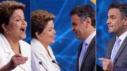 10 ataques e contra-ataques marcantes entre Dilma e Aécio no