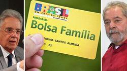 Nem Lula, nem FHC: conheça o verdadeiro 'pai' do Bolsa