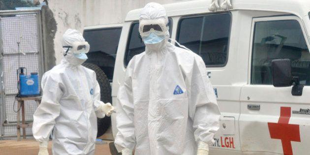 Segundo profissional de saúde é diagnosticado com Ebola nos