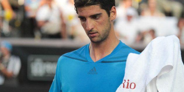 Rio Open: Espanhol David Ferrer elimina brasileiro Thomas