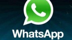 WhatsApp fica fora do ar por algumas