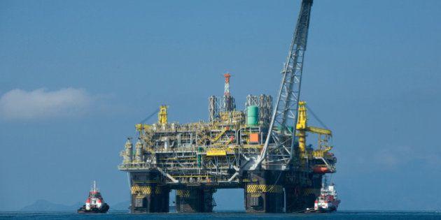 Metade da produção da Petrobras na Bacia de Campos é