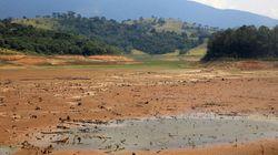 Racionamento: água na Cantareira baixa a 17,4%, menor nível da