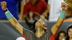 Nadal derrota Dolgopolov e é campeão do Rio