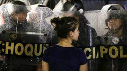 ONU cobra garantias de protestos livres na