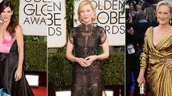 Oscar 2014: veja a evolução de estilo das concorrentes ao prêmio de melhor