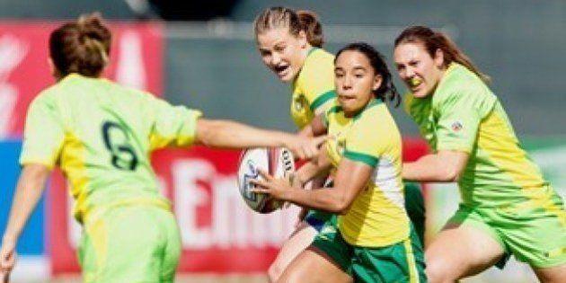 O rugby brasileiro vem aí, olê olê