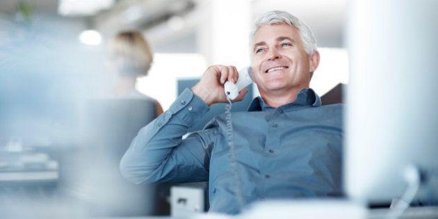 Homens são mais felizes depois dos 50