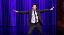 Atenção, divas do pop: Paul Rudd e Jimmy Fallon dão aula de