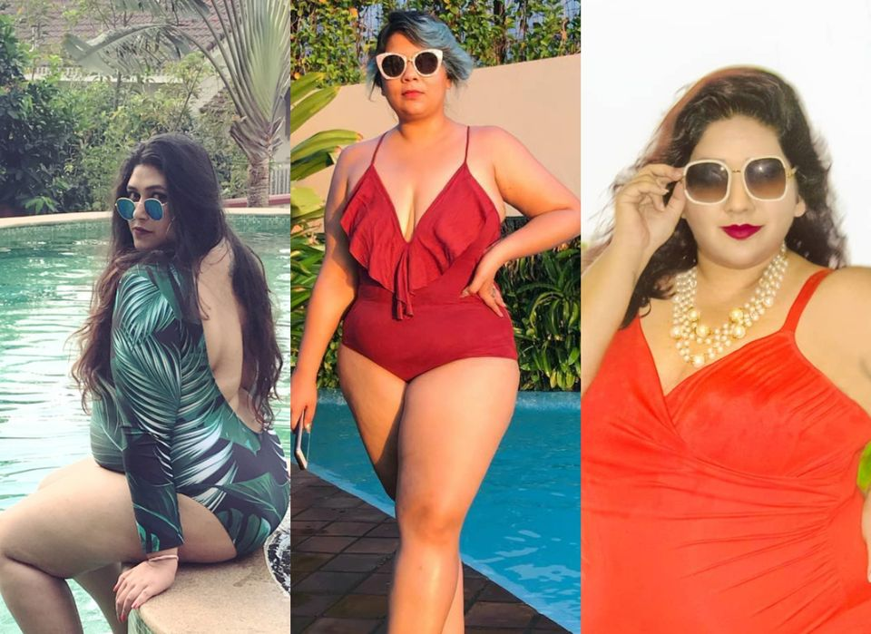 4c8b3db2439 What Is It Like To Be A Plus Size Swimwear Model In India ...