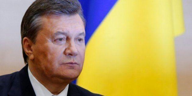 Presidente deposto da Ucrânia culpa Ocidente pela crise e ucranianos se revoltam nas redes