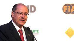 Copa do Mundo: Alckmin discute com governo federal tática de segurança em