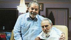 O presente de Lula para Fidel Castro não vai te