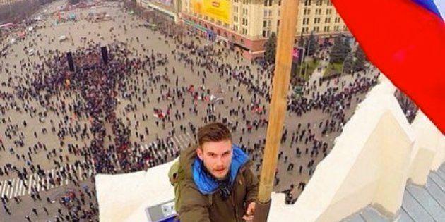 Usuários do Twitter registram movimentação russa na