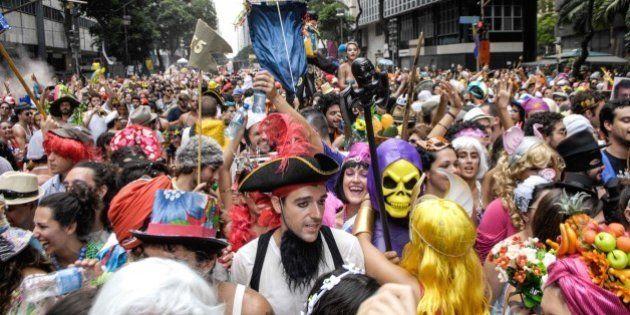 Carnaval: blocos de rua agitam Rio e São Paulo neste