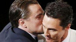A cara do Leo DiCaprio BEM na hora em que ele perdeu o Oscar DE