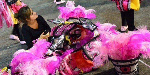 Carnaval 2014: escolas têm problemas no 1º dia de desfiles na