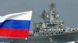 Batalha por Ucrânia vai parar em águas do Mar