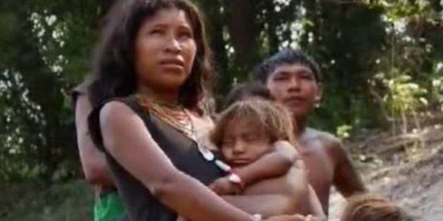 A estranha tribo dos