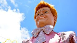 No Carnaval de Olinda, um exemplo a ser seguido no desfile de bonecos