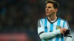 ASSISTA: Argentina empata e Messi chama o