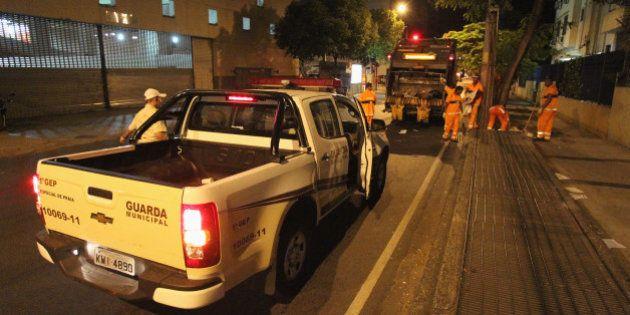 Greve dos garis no Rio: polícia faz escolta de funcionários que voltaram ao