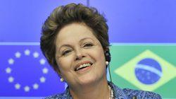 Dilma: tuitadas sobre Neymar enquanto Fellipão faz
