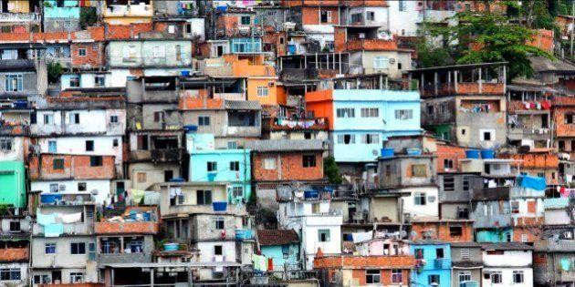 A nova favela