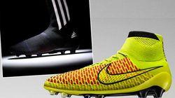 Ponha uma meia: Nike e Adidas revelam novas chuteiras