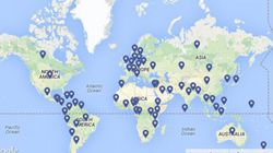 Mapa Mundi ambiental: conheça as leis ambientais de 66