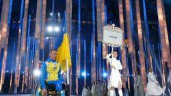 Jogos Paralímpicos: protesto velado da Ucrânia e estreia do Brasil na