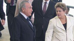 Crise PT X PMDB: Dilma e Temer se reúnem para buscar