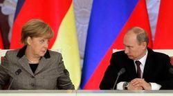 Angela Merkel: referendo na Crimeia é