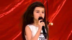 ASSISTA: Você vai se surpreender com esta menina que canta como Amy