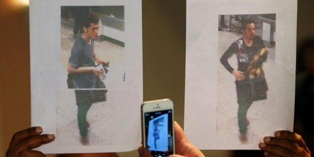 Interpol revela nomes e fotos de suspeitos em avião desaparecido, mas duvida de