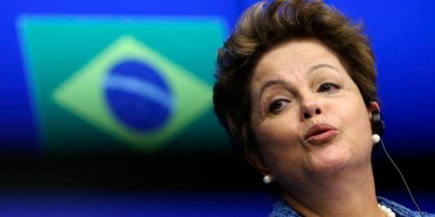 Dilma diz que PMDB