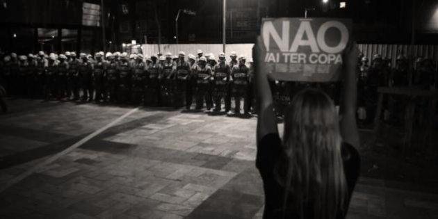 #nãovaitercopa: relembre a cobertura do terceiro ato contra a