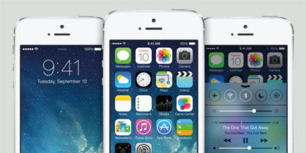 Apple libera o iOS 7.1 para instalação no iPhone e no