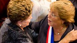 A diferença entre Dilma e Bachelet tem a ver com valores