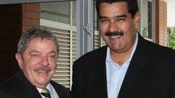 Lula envia carta a Maduro pedindo diálogo na
