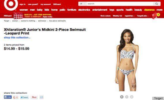Loja de departamento Target se desculpa por ter usado Photoshop de maneira