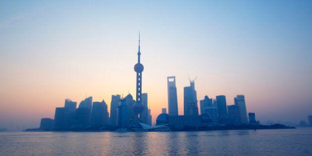 Xangai vai ter medição de poluição em tempo
