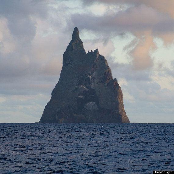 Ball's Pyramid: a ilha solitária que parece Photoshop