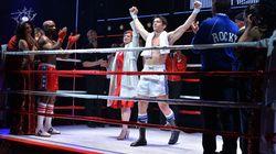 Musical Rocky: boxe na