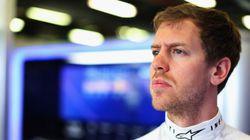 Vettel admite
