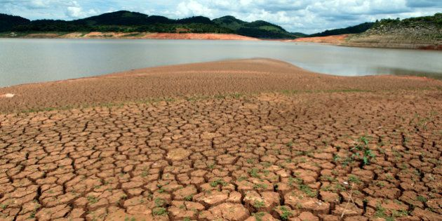 A água do Cantareira pode acabar em julho - mês da Copa do