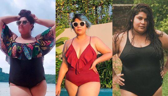 What Is It Like To Be A Plus Size Swimwear Model In