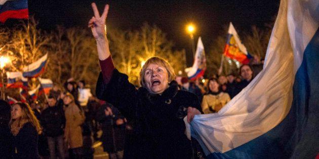 Status da Crimeia: independente e cheia de
