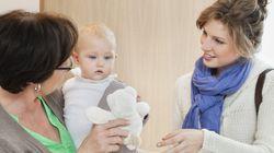 A relação 'mãe e babá' está ficando cada vez mais