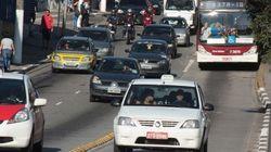 Táxis fora dos corredores: você é a favor ou